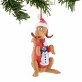 Dr. Seuss Max Snowman Sweater Ornament