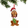 Dr. Seuss Max With Stocking Ornament