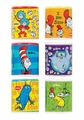 Dr Seuss Mini Sharpener 6 Pack