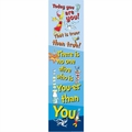 Dr. Seuss Motivational Vertical Banner