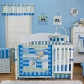 Dr. Seuss Oh, the Places You'll Go Blue Nursery Bedding and Accessories
