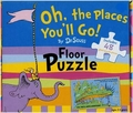 Dr. Seuss Oh, The Places You'll Go! Floor Puzzle
