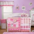 Dr. Seuss Oh, the Places You'll Go Pink Nursery Bedding and Accessories