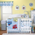 Dr. Seuss One Fish Two Fish Nursery Bedding and Accessories