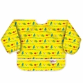 Dr. Seuss One Fish Two Fish Sleeved Bib