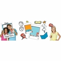 Dr. Seuss School Selfie Photobooth Props Kit