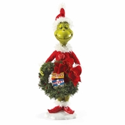 "Dr. Seuss The Grinch 30"" Clothtique Figurine"