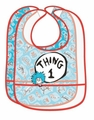 Dr. Seuss Thing 1 Two Piece EVA Bib Set