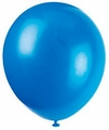"Twilight Blue 12"" Latex Balloons 10 Count"