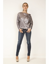 Aryn K Sparkle Me Up Top