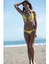 Boys+Arrows Blythe the Babe Top and Carm the Conwoman Bottom Bikini