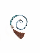 Cocobelle Stone Turquoise Necklace