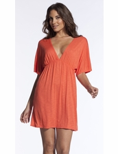 Elan Beachwear V-Neck Tunic