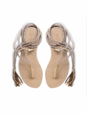 L*Space By Cocobelle Gili Wrap Sandal