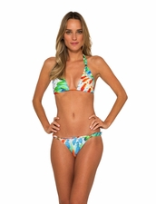 Lenny Niemeyer Imperial Halter Top & Hipster Bottom
