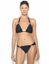 Lenny Niemeyer PythonTwo Piece Bikini in Black