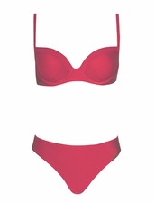 Maryam Mehlhorn Swimwear Origami Molded underwire Cup Two Piece Bikini