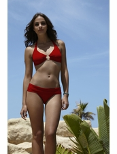 Melissa Odabash Brussels Bikini in Red