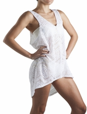 Palmacea Swimwear Shells of The Sea Short Dress Cover-Up