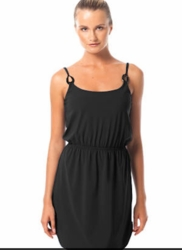 Ropes Round Neck Dress by Karla Colletto