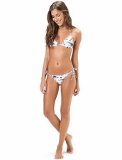 Salinas Swimwear Paradise+ Summer Triangle Top & Tie Side Bottom