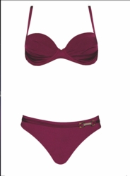 Maryan Mehlhorm Swimwear Soneva Luxury  Molded Underwire Bikini