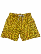 SPƎNGLISH Pina Texture Swim Trunk