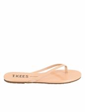 Tkees Glosses in Opal Sandals