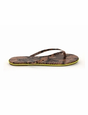 Tkees Sizzle in Snake Sandals