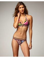 Trina Turk Swimwear Marrakesh Express Halter Top Bikini  More Styles Available Inside