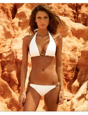 Valimare Swimwear Porto Cervo White Two Piece Swimsuit