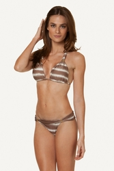 Vix Swimwear Cleo Bia Tube Top & Bottom Two Piece Bikini **2015 Collection  **