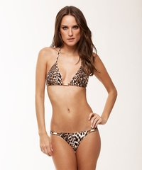 ViX Swimwear Congo Triangle Detail Two Piece Swimsuit
