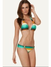 Vix Swimwear Delta Bia Tube Top & Bottom