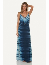 Vix Swimwear Nile Vicky Long Dress