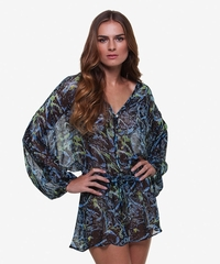 Vix Swimwear peri Adriana Caftan ** 2014 Colletion **