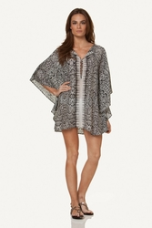 Vix Swimwear Sphinx Agatha Long Caftan ** 2015 Collection **
