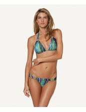 Vix Swimwear Stone Bia Tube Top & Bottom