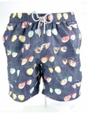 Zeybra Portofino 1962 AUB589 Sun Glasses Swim Trunks