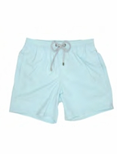 Zeybra Portofino 1962 AUB001 Solid Acqua Swim Trunks
