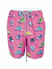 Zeybra Portofino 1962 AUB631 Sneakers Swim Trunks