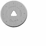 Olfa 28mm rotary cutter replacement blade 5 pack