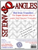 SQangles Half Square Triangle 2 1/2in Finished Size