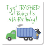 Garbage Party Stickers/Page of 20