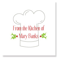 Holiday Chef/Set of 9