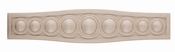 01803537HM1 Infinity Carved Wood Onlay with Border Large Hard Maple