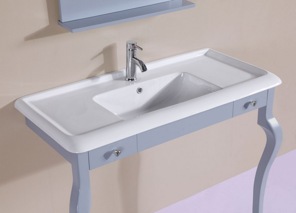 40 marina gray single traditional ada bathroom vanity