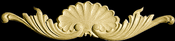 Onlay Moulding Carved Detail Collection C23_12-HM