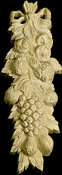 Onlay Moulding Carved Detail Collection OY1-HM
