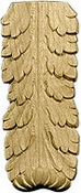 Onlay Moulding Carved Detail Collection OY2600_5-HM